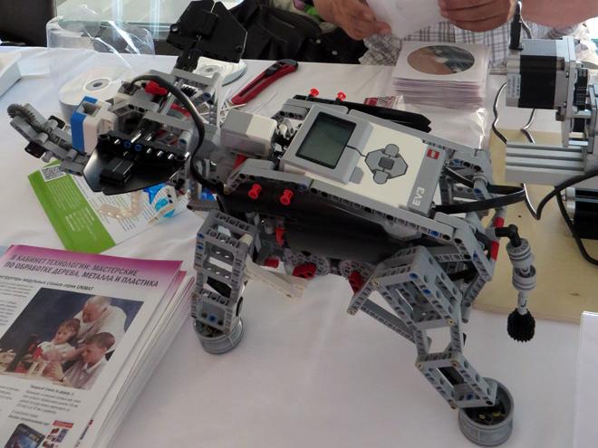 инфостратегия 2014, рене, робот
