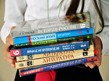 русский язык, литература, учебники