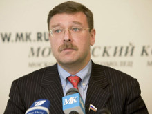 Глава Россотрудничества Константин Косачев