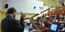 Министерство образования и науки РФ получило 960 заявок от вузов и научных организаций, желающих участвовать в открытом конкурсе на распределение КЦП на бюджетные места.