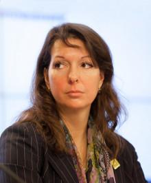 Президент WorldSkills Russia Лидия Фролова