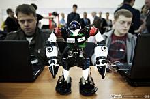 Студенты и школьники России и ближнего зарубежья продемонстрировали свои разработки в области робототехники и мехатроники.
