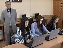 Занятия в колледже по направлению Прикладная информатика