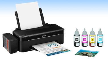 Экономия на цветной печати