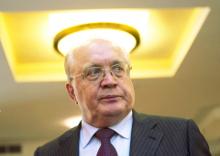 Ректор МГУ Виктор Антонович Садовничий
