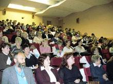 В МГУ состоялся учредительный съезд Ассоциации учителей-словесников, где обсуждались очень значимые проблемы для русского языка, в частности, единообразие в его преподавании.
