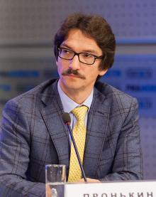 Виктор Пронькин