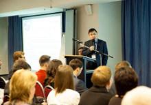 18 октября 2013 года в Санкт-Петербурге завершилась V конференция «Управление вузом в современных условиях»