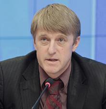 Директор департамента дополнительного образования детей, воспитания и молодежной политики Минобрнауки РФ Александр Страдзе