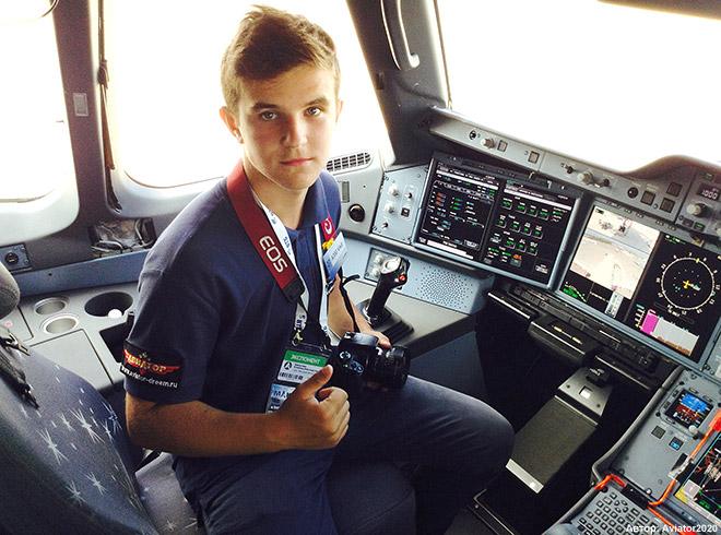 опк, молодые кадры, кабина пилота