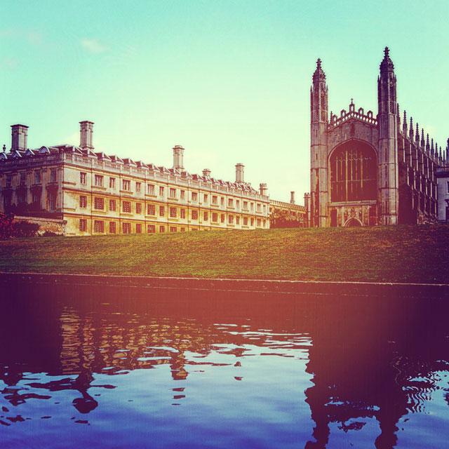 Кембридж колледж