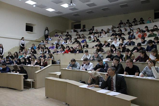 студенты, обучение