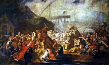 крестили Русь не водой, а кровью