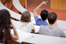 учащиеся на курсах
