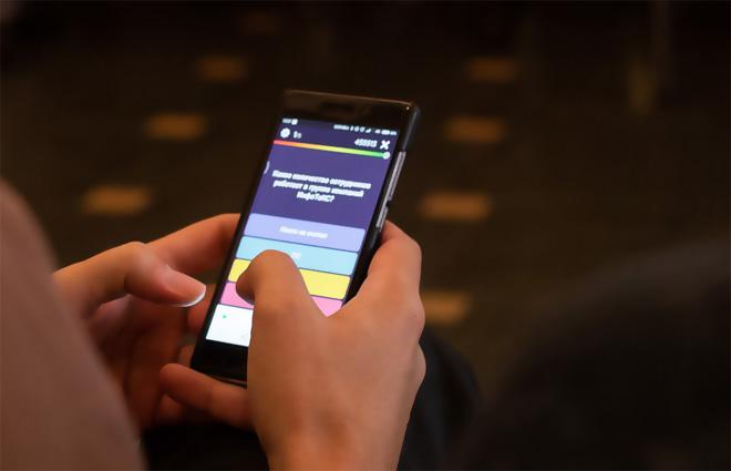 мобильный телефон для обучения