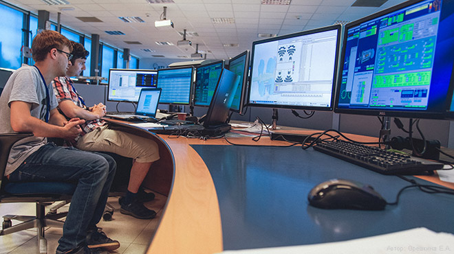 единая система, база данных и мониторинг
