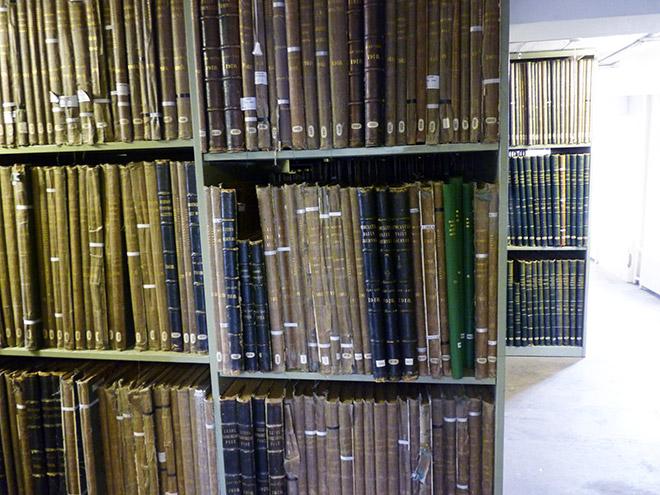 периодика в архиве