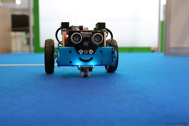робототехника, робофест