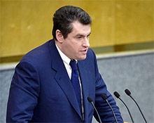 Леонид Слуцкий, глава думского комитета по делам СНГ
