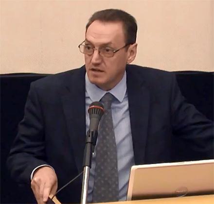 Андрей Алексеевич Свистунов