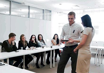 курсы для персонала