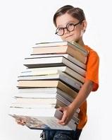 Масса электронного учебника не превышает 200 или в отдельных случаях, может быть 500 грамм. Это не куча литературы, которую необходимо таскать с собой школьнику, весь ранца в сборе которого может перевалить за 5 кг.