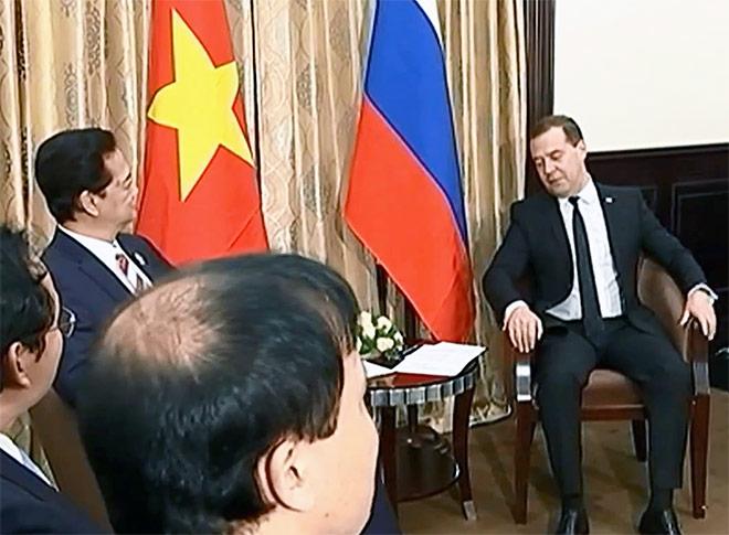 вьетнам, россия, сотрудничество, медведев